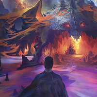 Create a Colorful Fantasy Digital Painting in Photoshop